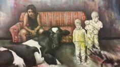 Muestra 12 #Arequipa. Bonita Familia. Algo de Arte en mi querida ciudad.