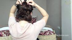 Semirecogido despeinado para pelo corto | facilisimo.com