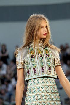 Chanel Haute Couture F/W 2010/2011