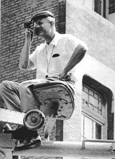Robert Wise, director -- West Side Story and The Sound of Music.  @Courtney Shadegg