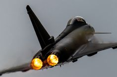 'Dirty' Typhoon, Spannish Air Force