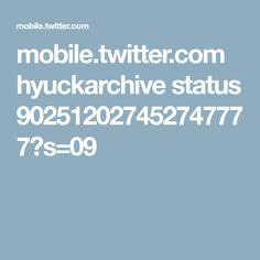 mobile.twitter.com hyuckarchive status 902512027452747777?s=09