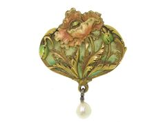 Image from http://www.beladora.com/store/image/cache/data/Necklaces_Pendants/1385164806-504945-Antique_Art_Nouveau_Enamel_and_Natural_Pearl_Brooch_Pendant_in_18K-0-1280x960.jpg.
