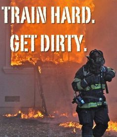 Firefighters Think This Is Fun - I know I do Firefighter Training, Firefighter Family, Firefighter Paramedic, Firefighter Wedding, Firefighter Pictures, Female Firefighter, Firefighter Quotes, Volunteer Firefighter, Firefighter Recruitment