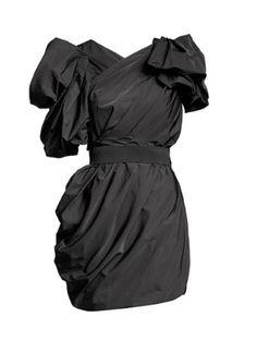 Black Dress / by Lanvin for H
