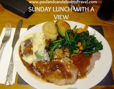 Great food overlooking the beautiful Gloucestershire countryside http://paulandcarolelovetotravel.com/edgemoor-inn/