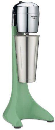 Waring PDM112 Drink Mixer, Retro Green