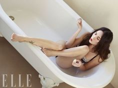 Megan Fox :: Elle Magazine :: August 2011