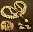 DIY Buddhist Mala (prayer beads)