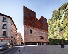 Caixa Forum Madrid Building - Herzog & de Meuron