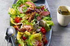 Würziger Rindfleischsalat nach Thai - Art (Rezept mit Bild)   Chefkoch.de