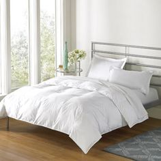 $20-Sertapedic Luxury Down Alternative Comforter