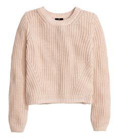 Rib-knit sweater | H&M US