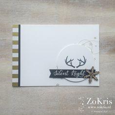 Stampin' Up! - Wonderland, Snowflake Embellishments - ZoKris
