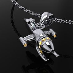 This Diamond Serenity Firefly Necklace Is The Shiniest In The 'Verse