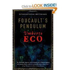 Foucault's Pendulum [Paperback]  Umberto Eco (Author)