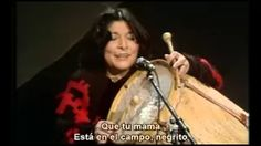 Mercedes Sosa - 04 - Duerme Negrito - YouTube