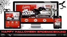 Epidemic sound Happy Halloween