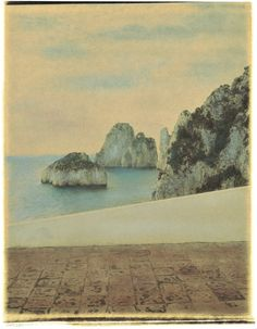 Casa Malaparte by Karl Lagerfeld | AnOther