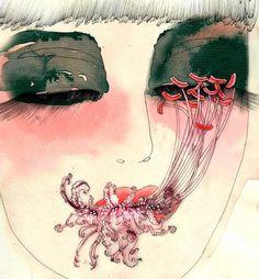 Noumeda Carbone- Illustration