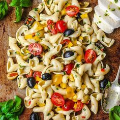 Julia Frey (@vikalinka) • Instagram photos and videos Healthy Recipes, New Recipes, Vegetarian Recipes, Cooking Recipes, Kraft Recipes, Cooking Tips, Basil Recipes, Gula, Pasta Salad Recipes