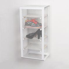 Tica Copenhagen   Shoe rack white   Storage   Closet