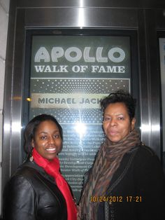 Me and my lovely mother in New York!