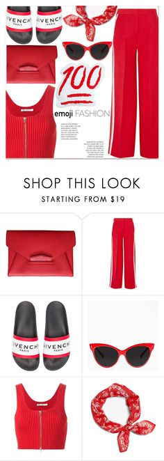 """Keep it 100!"" by loveandother ❤ liked on Polyvore featuring Givenchy, Fendi, T By Alexander Wang, rag & bone and Throwboy"
