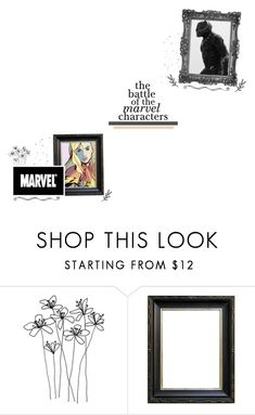 """❀ the battle of the marvel characters 