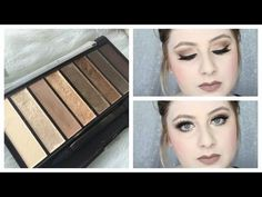 Best Ideas For Makeup Tutorials    Picture    Description  Simple Brown Smokey Eye Makeup Tutorial – NEW CoverGirl Nudes TruNaked Palette Review + Swatches! – YouTube    - #Makeup https://glamfashion.net/beauty/make-up/best-ideas-for-makeup-tutorials-simple-brown-smokey-eye-makeup-tutorial-new-covergirl-nudes-trunaked-palette-r/