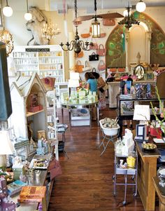 Paris Market and Brocante, Savannah, GA