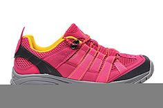 Womens Breathable Outdoor Hiking Shoes Red 39US >>> This is an Amazon Affiliate link. More info could be found at the image url.