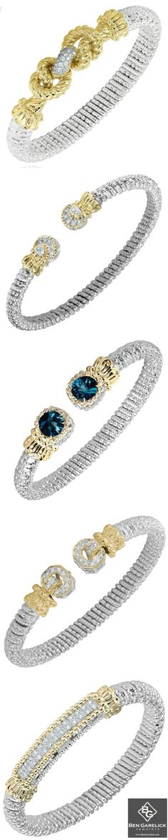 A Gift Guide for the Fashionista- Vahan Bracelets at Ben Garelick.
