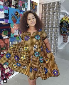 Trendy ankara dresses to slay for the weekend African Fashion Ankara, Latest African Fashion Dresses, African Print Fashion, Africa Fashion, Short African Dresses, Ankara Short Gown Styles, African Print Dresses, African Print Dress Designs, African Traditional Dresses