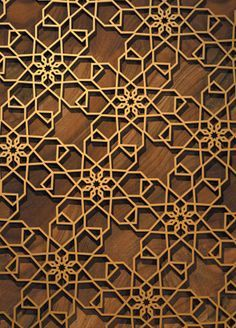 Image result for islamic decorative screens black and gold