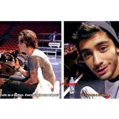 Aww Zayn could he be anymore cuter