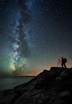 Landscape Astrophotography - miketaylorphoto