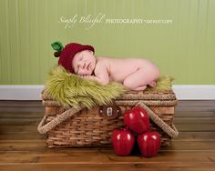 Chantelle rocks!  Love all of her pics. The modern day Anne Geddes!