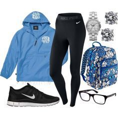For rainy days cute rainy day outfits, preppy school outfits, casual sporty outfits, Preppy Outfits For School, Casual Sporty Outfits, Cute Rainy Day Outfits, Adrette Outfits, Lazy Outfits, Cute Comfy Outfits, Teenager Outfits, College Outfits, Athletic Outfits