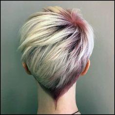 10 Hallo-Fashion Short Haircut für Dickes Haar Ideen & Farboptionen #dickes #fashion #haircut #hallo #ideen #short