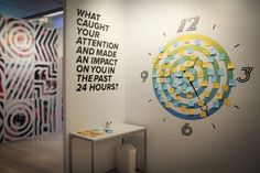 Viacom revealed findings from their groundbreaking Attention Study and brought research to life in an interactive exhibition at Viacom Headquarters in New York City. (Photo: Kim Herzog, Viacom)