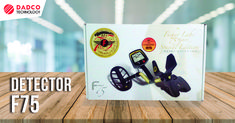 El modelo de detector de metales F75,  es ideal para la búsqueda de reliquias, equipado características que lo harán un detector mucho más versátil con gran profundidad, separación de objetivos y características de audio que se abrirá paso en sitios infestados de hierro! Fisher, Labs, Audio, Decor, Model, Metal Detector, Iron, Decoration, Lab