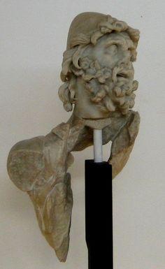 Gruppo di polifemo, sperlonga, ulisse - Sperlonga sculptures - Wikipedia, the free encyclopedia