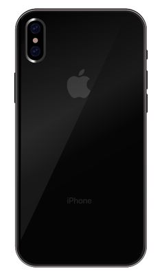 iPhone 8 concept back