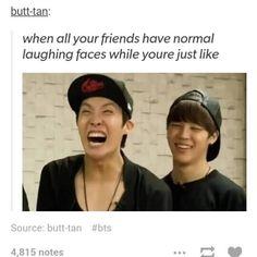 Hahahaha!! xD #bts