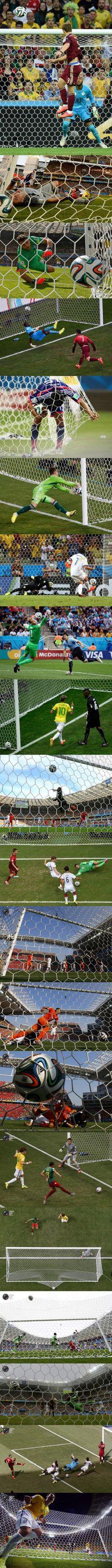 World Cup 2014 Goals