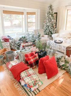 My Easy Christmas Decor Storage Process - Sarah Joy