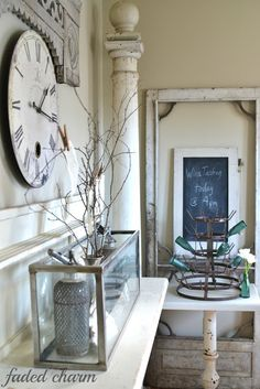 Shabby Chic Cottage cabin bungalow