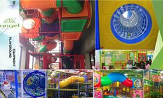 Angel Playground©-Programs inside indoor playground for kids