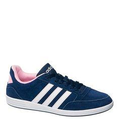 adidas neo Hoops sneakers jongens | wehkamp